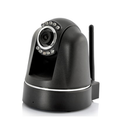 Videosurveillance sur IP, Caméra, intérieure