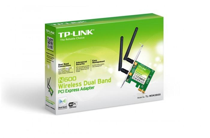 Carte PCI WiFi N 300 Mbps – 25€