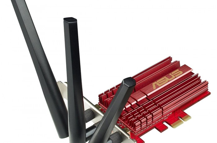 Carte PCI Express Wi-Fi AC 1300+600 Mbps – 110€