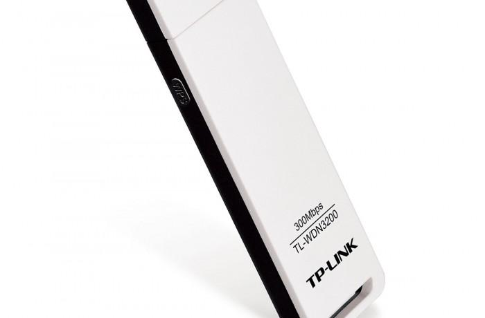 Clé USB WiFi N 300 + 300 – 25€