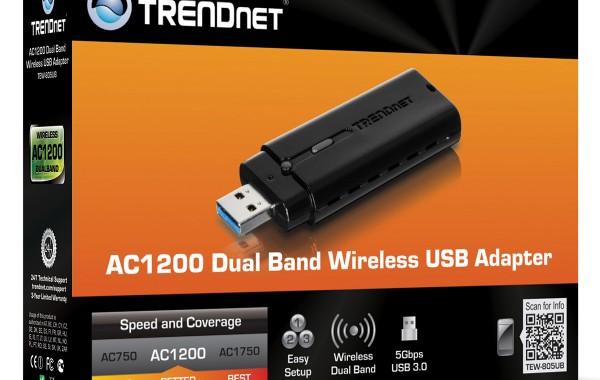 Clé USB 3.0 WiFi AC 1200 Mbps – 45€