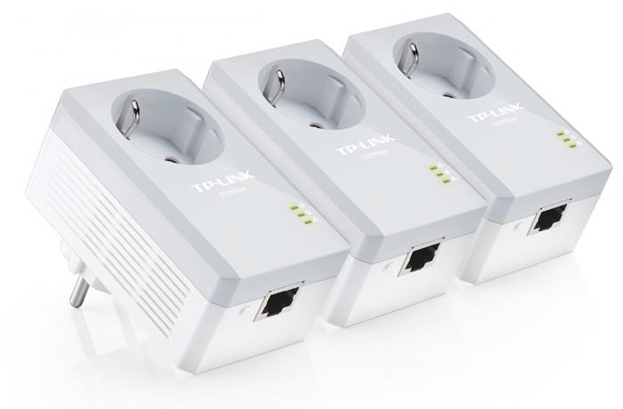 Pack de 3 adaptateurs CPL – 80€