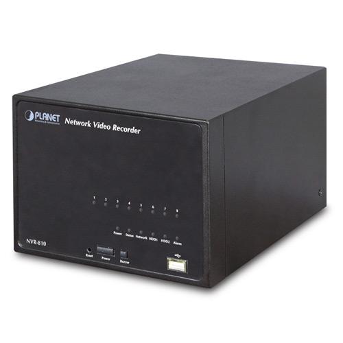 Planet NVR-810 – 769€